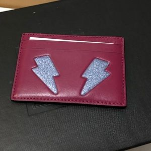 NWT Coach Card Holder